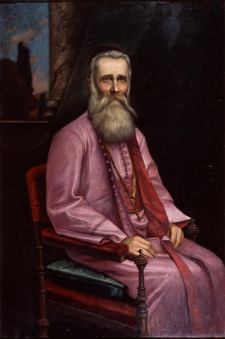 Епископ будимски Јеремија Мађаревић Батосек