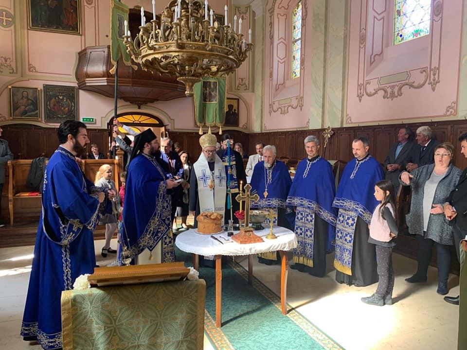 Храмовна слава у Ходмезовашархељу