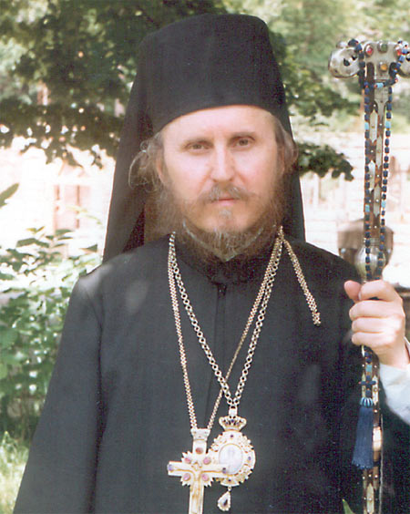 Епископ Данило Крстић