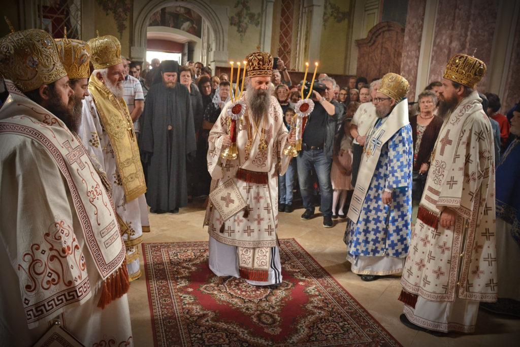 Црквено-народни сабор у манастиру Грабовац