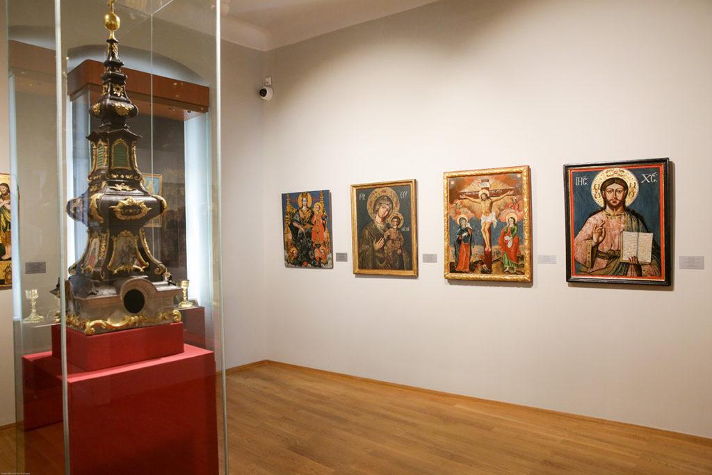 Епархијски музеј   Отварањe музeја 7