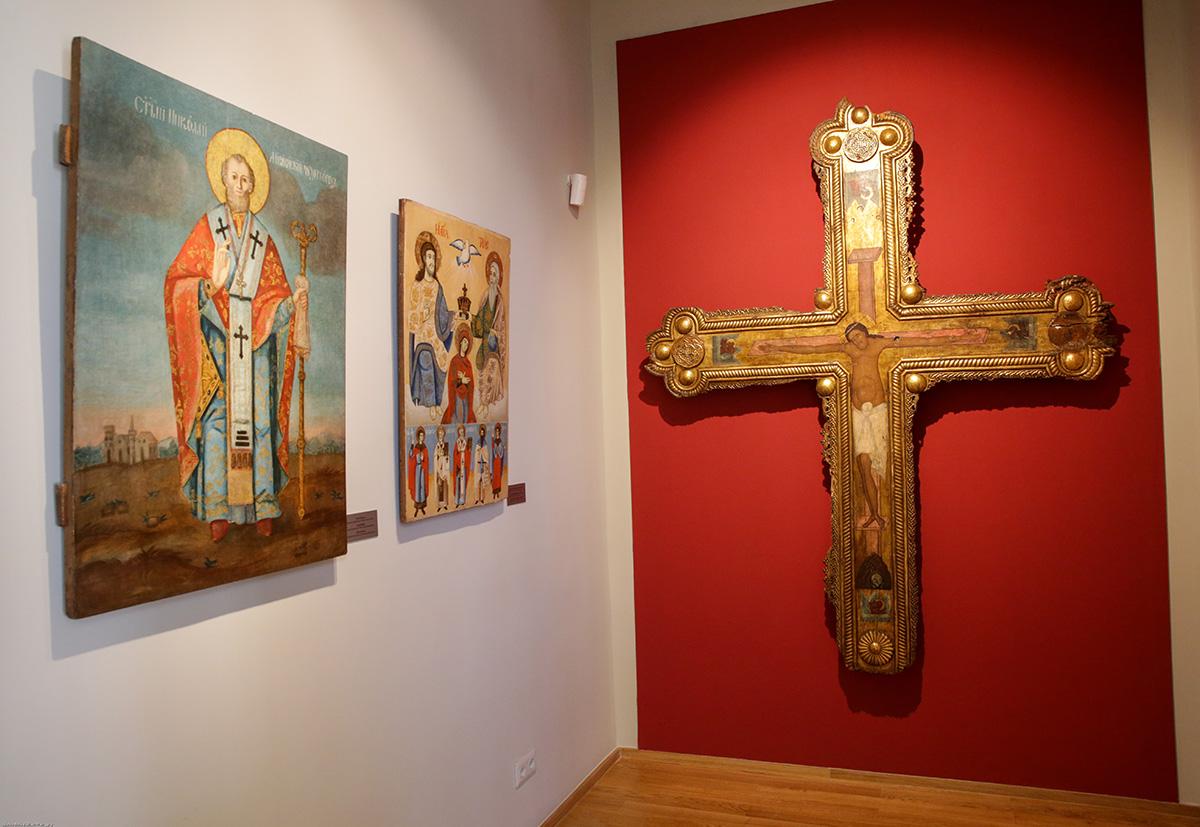 Епархијски музеј | Отварањe музeја 8