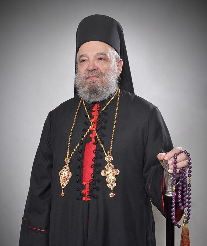 Епископ будимски г. Лукијан