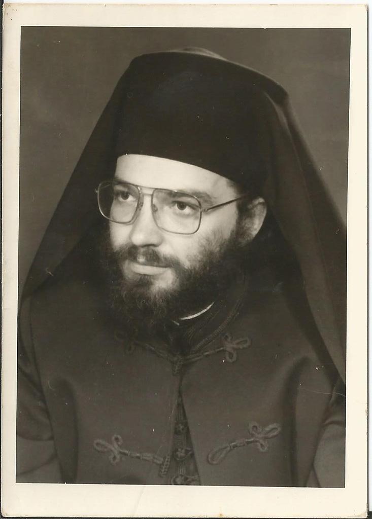 Хиротонија владике Лукијана 1984